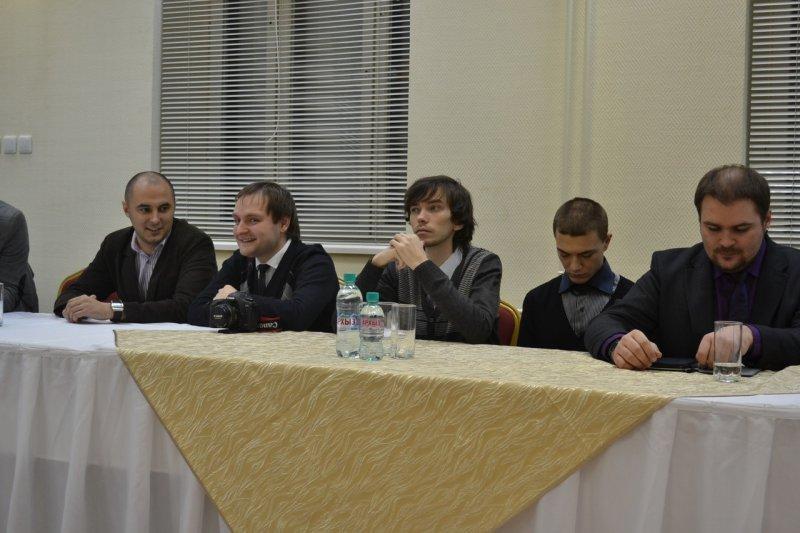 Активная молодежь Мурманской области